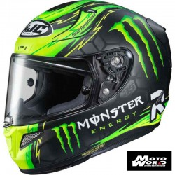 HJC RPHA 11 Crutchlow Replica Full Face Motorcycle Helmet - PSB Approved