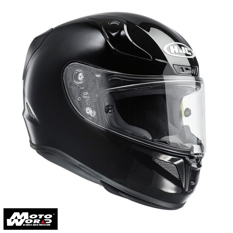 HJC RPHA 11 Metal Black Full Face Motorcycle Helmet