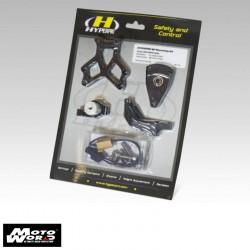 Hyperpro MKKA10B009 Steering Damper Mounting Kit for Kawasaki Vessy 1000 2012