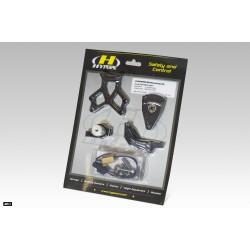 Hyperpro HP MK-KT12-B002-B Steering Damper Mounting