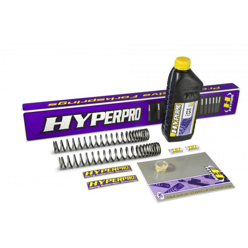 Hyperpro SPKA06 SSA007 front fork spring kit for Kawasaki Hypro Zzr600 93/4
