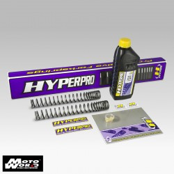 Hyperpro SPYA09 SSA009 Fork Spring Kit For Yamaha MT 09 13-16
