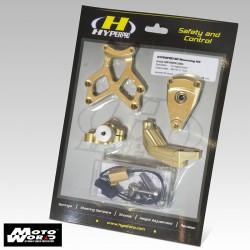 Hyperpro MKKT12 B002 Mounting Kit for KTM 1290 Super Duke R 14-16