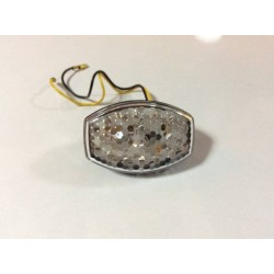 JST 127 LED Signal Light Carbon Look (pair)