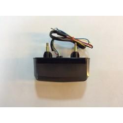 JST 30127PCGLEDWG-S LED Integrated Tail Light for Honda CBR650F Smoke Lens