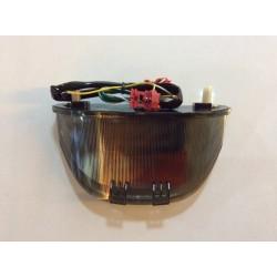JST 60-1302S LED Integrated Tail Light for Honda CBR600RR/CBR1000RR 03-06 Smoke Lens