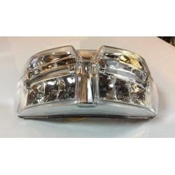 JST 60-1331C LED Integrated Tail Light for Yamaha FZ1-Fazer 07-09 Clear Lens