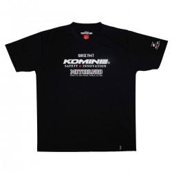 Komine JK400 Black T-Shirt