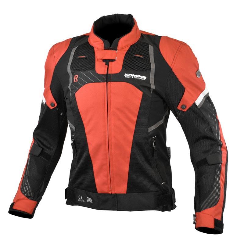 Komine JK-151 R-Spec Protect Mesh Jacket