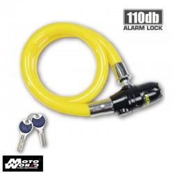 Komine LK 123 Alarm Wire Lock
