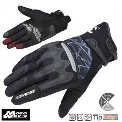 Komine GK 216 Flex Riding Mesh Gloves