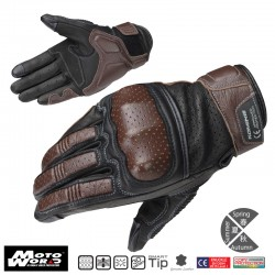 Komine GK 217 CE protect Leather Gloves