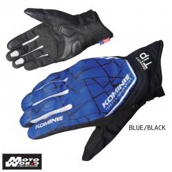 Komine GK 191 CE Protect Mesh Gloves