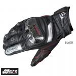 Komine GK 193 Protect Leather Mesh Gloves