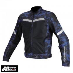 Komine JK 127 Protect Half Mesh jacket