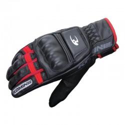 Komine GK120 Protection Leather Gloves Berta 2