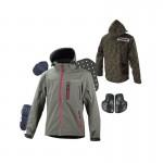 Komine JK555 Waterproof Protection Motorcycle 3L-Parka Jackets