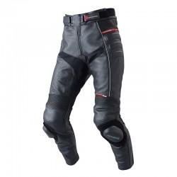 Komine PK780 Saturno Leather Motorcycle Pants