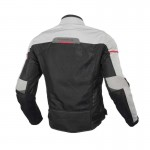 Komine JK141 Protect Half Mesh Motorcycle Riding Jacket