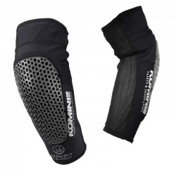 Komine SK-826 Air Through CE Support Elbow Guard Fit