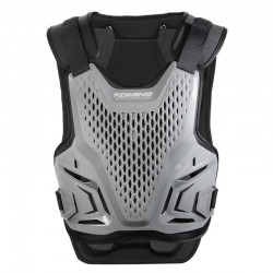 Komine SK-828 Air Through CE Level 2 Body Armor Fit