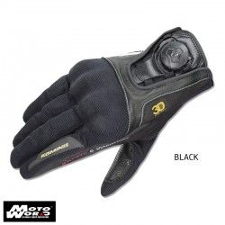 Komine GK 164 BOA Protect Mesh Gloves