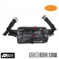 Komine SA 229 WR Dry Waist Bag 3D Black Free