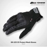 Komine GK225 CE Protect Mesh Gloves