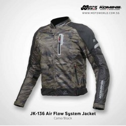 Komine JK136 Air Flow System Jacket