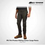 Komine PK 744 Protect Riding Cotton Cargo Pants