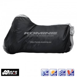 Komine AK 100 BLACK Sports Bike Cover