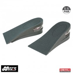 Komine BK 200 BLACK Secret 2 Step Insole 45