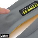 Komine BK 206 GRAY Memory Form Cushion Insoles