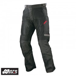 Komine PK 707 Full Armored Mesh Pants Ragusa Black Colour