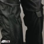 Komine PK 707 Full Armored Mesh Pants Ragusa Black Colour