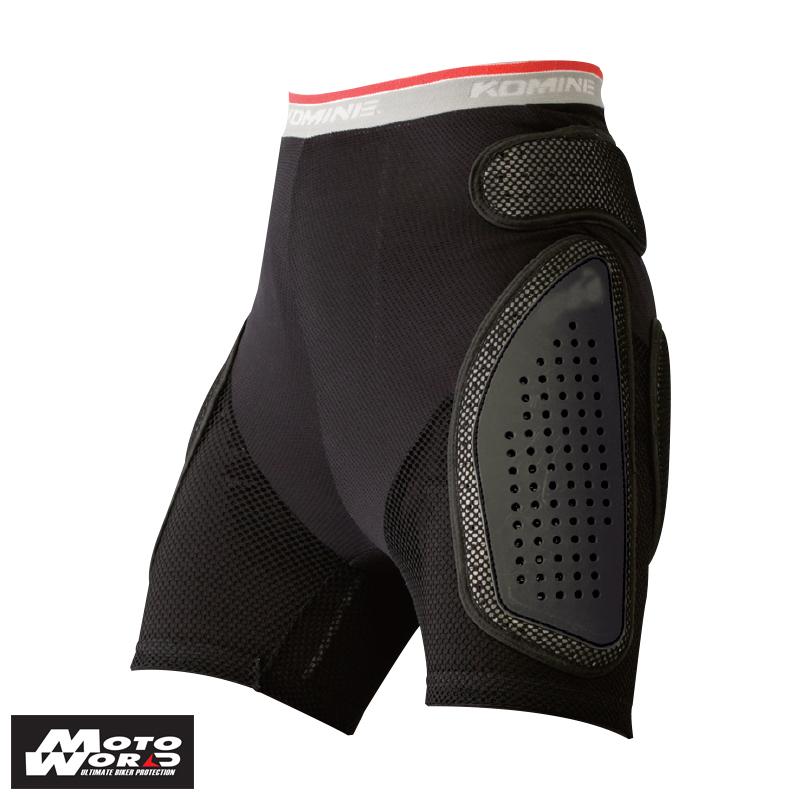 Komine SK 611 Protect Mesh Under Pants Short
