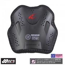 Komine SK 624 BLACK F Inner Chest Armor