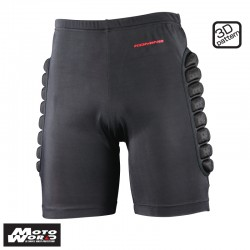 Komine SK 626 BLACK Armored Bottom Inner Wear