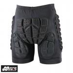 Komine SK 626 BLACK Armored Bottom Inner Wear