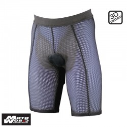 Komine SK 631 BLACK Anti Vibration Inner Pants