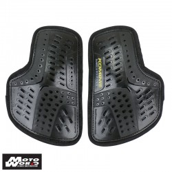 Komine SK 689 BLACK Inner Chest Guard