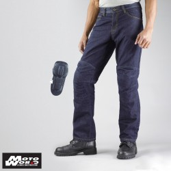 Komine WJ 735R Kevlar Jeans Deep Indigo