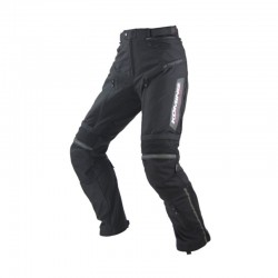 Komine PK-716 Full Year Black Riding Pants