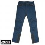 Komine WJ 740R Motorcycle Riding Mesh Jeans