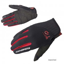 Komine GK 185 Stretch Mesh Gloves Luceii