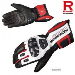 Komine GK 198 Carbon Protect Racing Gloves Gan