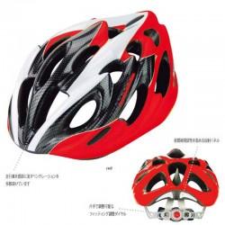 Komine KO HKC-400 Cycle Helmet