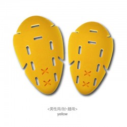 Komine SK 810 YELLOW CE Level 2 Protector E/K
