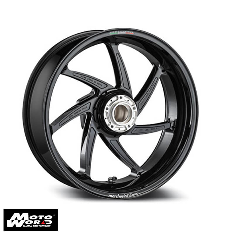 Marchesini AS71546AONO Front Wheel Kit for Yamaha 2015 R1/R1M