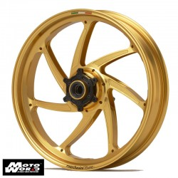 Marchesini AS71278AONO Front Wheel Kit for Kawasaki ZX10R - Ano Gold